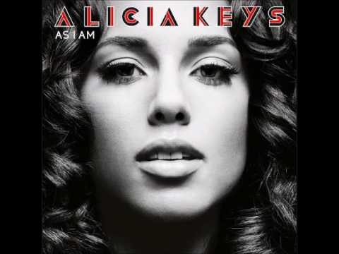 Alicia Keys ‎– As I Am Full Album (2007)