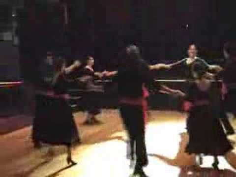 Sydney University Greek Dancing- TREMO