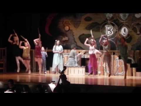 Central Mountain High School Drama Club 15-16