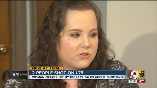 I-75 shooting: Witness recalls horror of seeing gunfire on freeway