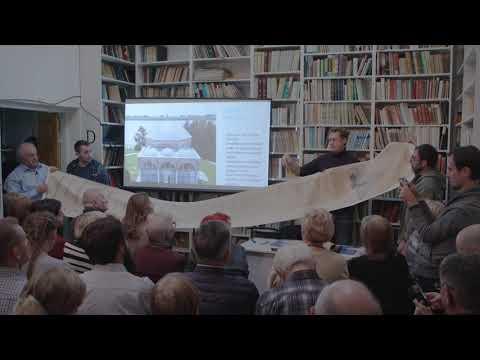 Лекция - Дунайский Багдад. Андрей Красножон, Мехмет Тютюнджи.