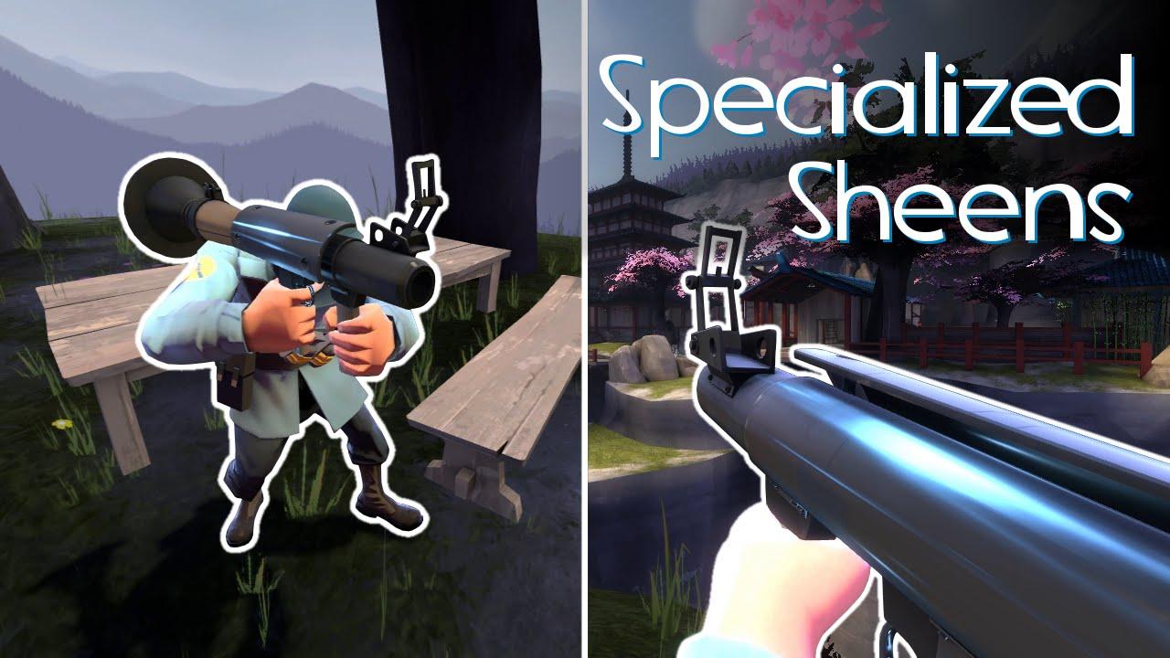 Hot Rod Sheen