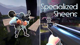 TF2: Specialized Killstreak Sheens