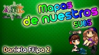 Minecraft - Mapas de Nuestros SUBS: Daniela Filipa 2