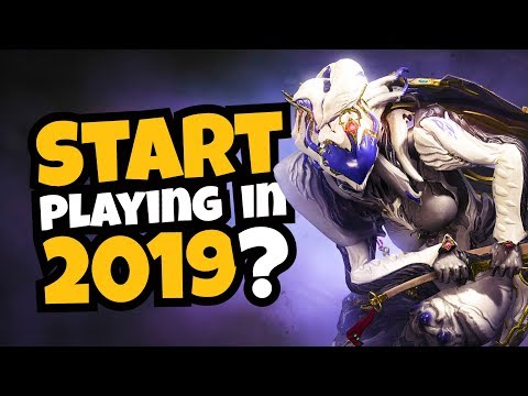 Should You Start Playing Warframe In 2019? thumbnail