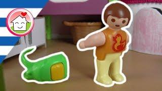Playmobil ταινία Η Άννα δεν θέλει να πάει στο νηπιαγωγείο - Οικογένεια Οικονόμου