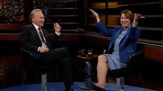 Sen. Amy Klobuchar | Real Time With Bill Maher (hbo)