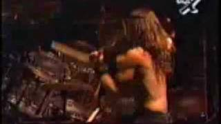 Megadeth - Train Of Consequences (Chile 1995)