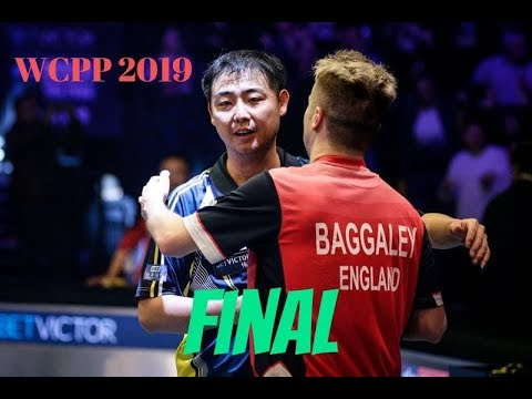 Download World championships of Ping Pong 2019 FINAL Andrew Baggaley - Wang Shibo
