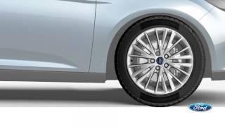 Оригинальные литые диски на Форд Фокус(, 2015-03-04T11:54:07.000Z)