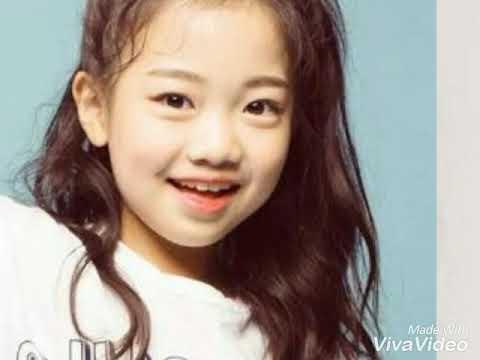 9 Yasında kore klip çıkaran kız-Na Haeun. (So special)