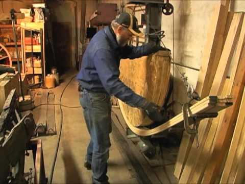 steam bending wood