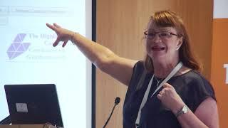 Meet the Buyer North 2018,  Workshop delivered by Linda Davidson, PCS.