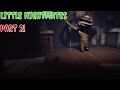 SEA OF SHOES! |- Little Nightmares Gameplay part 2 -|