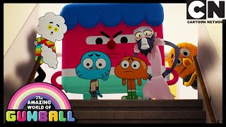 The Principle Has Something Awful Planned | The Fraud | Gumball | Cartoon Network