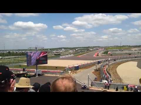 MotoGP Finals Circuit of the Americas 4-21-13