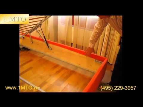 видео: Как сделать подъемную кровать своими руками