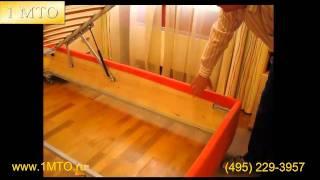 Как сделать подъемную кровать своими руками(http://1mto.ru/shop/interier/osnovanie/ Каркас с подъёмным механизмом. Подробные инструкции по сборке. Основание для кроват..., 2011-04-16T19:15:39.000Z)
