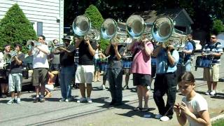 Westchester Brassmen, Magnificent Seven Medley (Part 2)