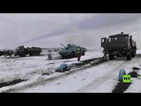 القوات الروسية أخفت مبنى عن أعين صواريخ العدو  - نشر قبل 36 دقيقة