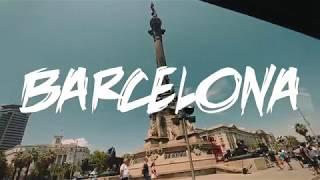 Barcelona Travel Video -  RitzNKrish Travel the World