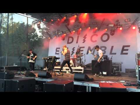 Disco Ensemble - Second Soul - Live @ Harju Fest,Karkkila,Finland,July 2015