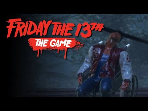 Friday The 13th The Game Third Wheel!