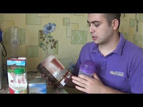 Как употреблять Коктейль Wellness Natural Balance (Нэчурал Баланс)