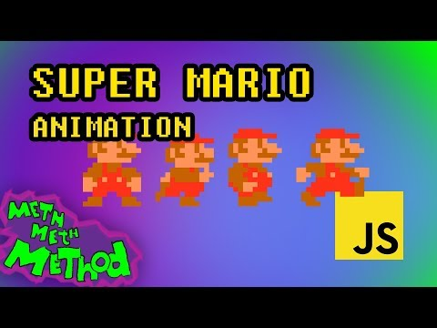 Writing Super Mario in JavaScript (Ep 7) - Animation
