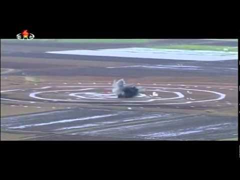 朝鲜空军飞行技术大赛 North Korea Air Force combat flying skills contest