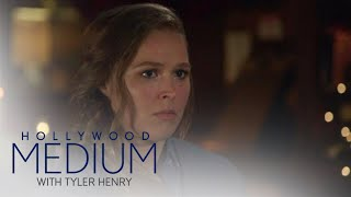 Ronda Rousey Recounts Her Father's Suicide to Tyler Henry | Hollywood Medium with Tyler Henry | E!