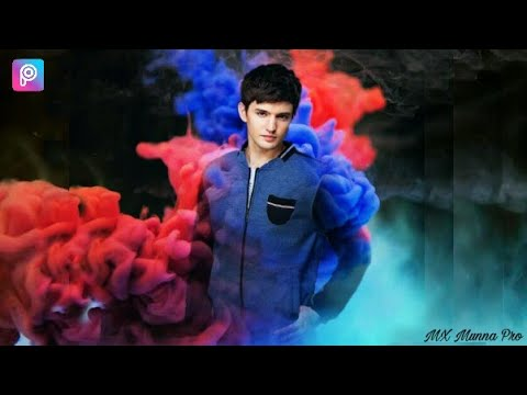 Full Download] Smoke Effect In Picsart Picsart Editing Tutorial