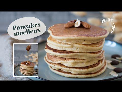 recette-|-pancakes-moelleux-et-faciles-à-faire!
