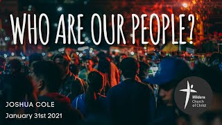 Mildura Church of Christ | Who are our People?