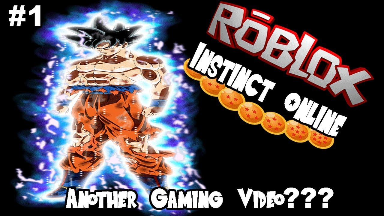 Another Gaming Video Roblox Instinct Online Youtube