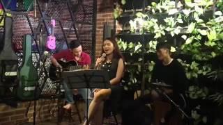 Những Lời Buồn   Guitar Cover   M Band   Thúy Hằng   Hachi - Milktea & Coffee