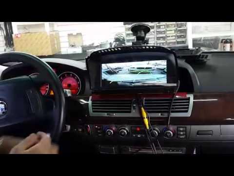Bmw E65 Fpg Navitech Korea Video Interface Youtube