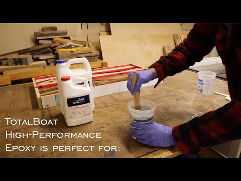 TotalBoat High Performance 2:1  Epoxy Resin