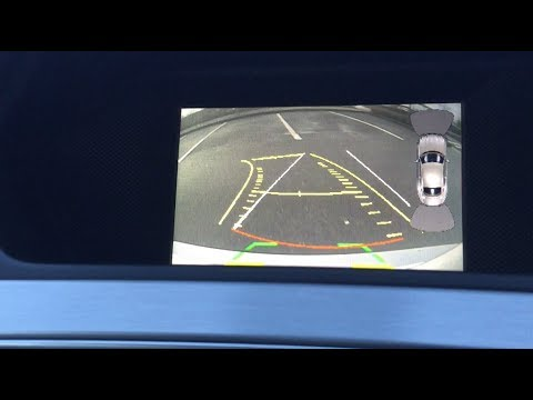 Mercedes-Benz C-Class W204 Audio 20 - Backup Camera Installation
