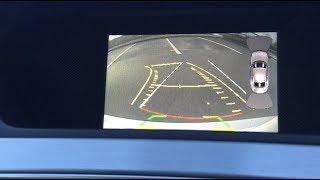 Mercedes-Benz C-Class W204 Audio 20 - Backup Camera Installation