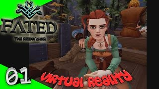 FATED The Silent Oath - VR Rollenspiel [Let