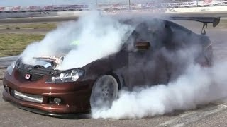 Burnout Contest - NOPI Nationals Tampa