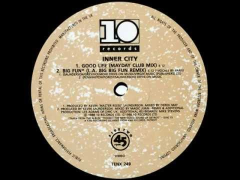 Inner City - Good Life (Mayday Club Mix)