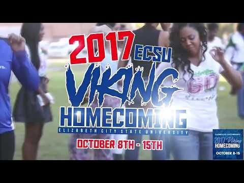 Elizabeth City State University [2017 Homecoming Promo]