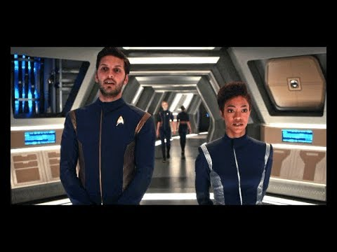 Star Trek Discovery | Burnham, Tyler And Stamets Best Scenes | Burnham And Tyler Romantic Scenes