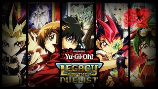 Yu-Gi-Oh! Legacy of the Duelist Gameplay #2 - It