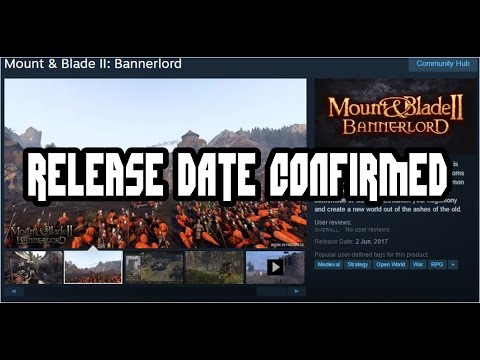 Mount and blade 2 bannerlord release date in Sydney