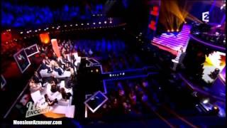 Anggun & Charles Aznavour - Les feuilles mortes - Prévert / Kosma / Montand - Olympia 2013