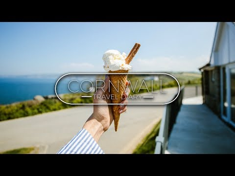 CORNWALL, ENGLAND || Travel Diary