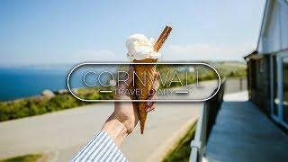 CORNWALL, ENGLAND || Travel Diary